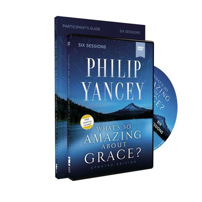 What's So Amazing About Grace? Study Guide with DVD (Paperback w/DVD)