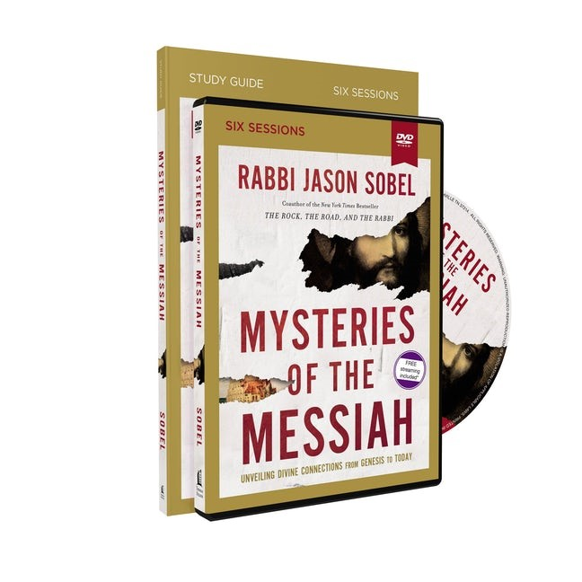 Mysteries of the Messiah Study Guide with DVD (Paperback w/DVD)
