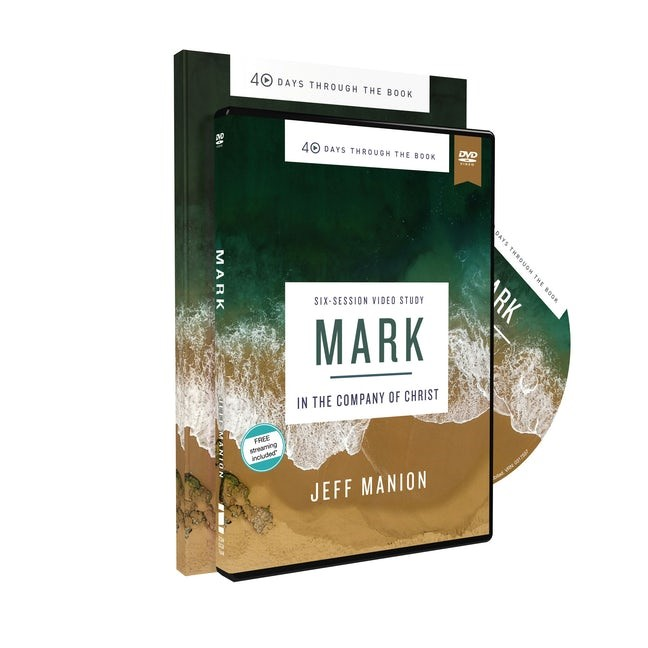 Mark Study Guide with DVD (Paperback w/DVD)