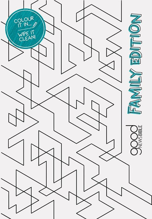 GNB Good News Bible Family Edition (Hard Cover)
