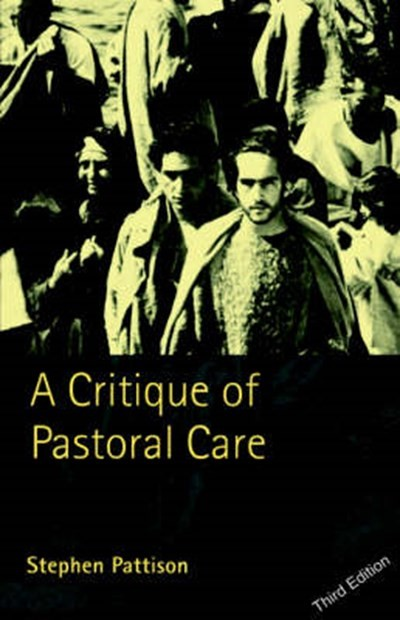 Critique of Pastoral Care (Paperback)