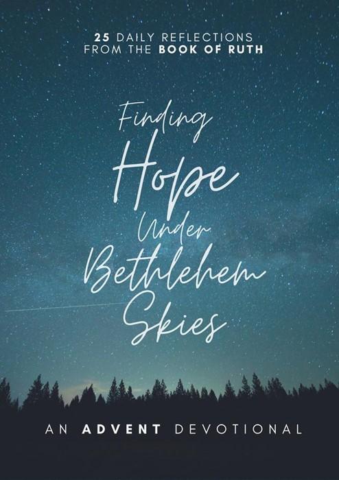 Finding Hope Under Bethlehem Skies (Paperback)