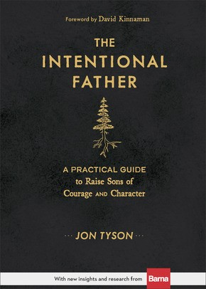 The Intentional Father (Hard Cover)