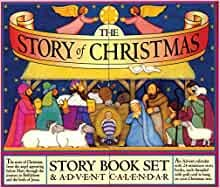 The Story of Christmas (Mixed Media Product)