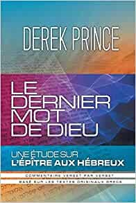 God's Last Word (French) (Paperback)