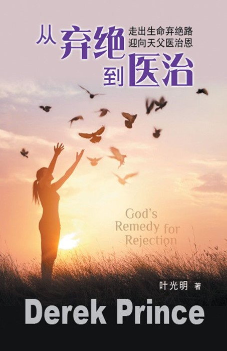 God's Remedy for Rejection (Mandarin Chinese) (Paperback)