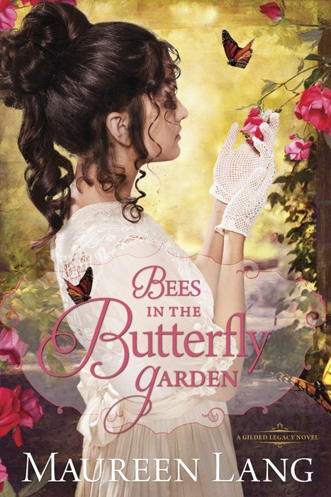Bees In The Butterfly Garden (Paperback)