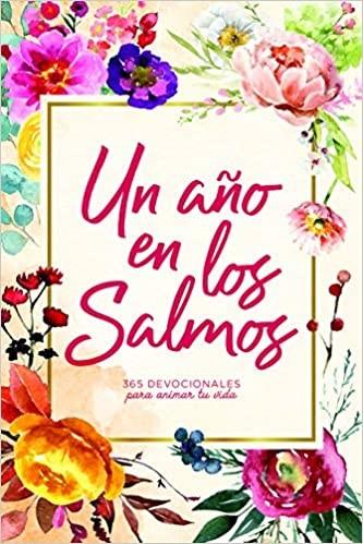 Un Año En Los Salmos (Hard Cover)