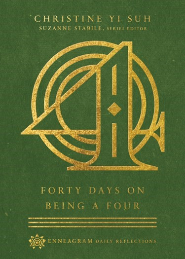 Forty Days on Being a Four (Hard Cover)