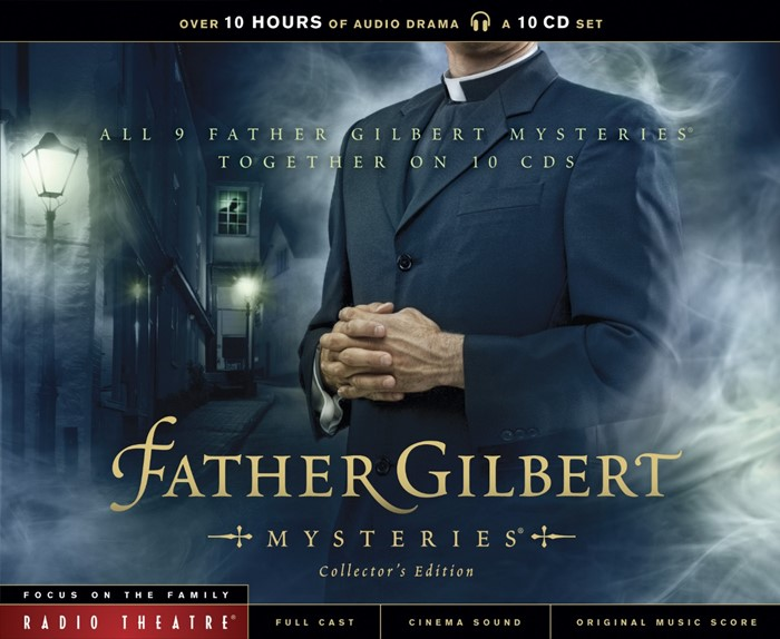 Father Gilbert Mysteries Collector'S Edition (CD-Audio)