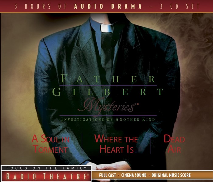 Father Gilbert Mysteries Vol. 1: A Soul In Torment And Other (CD-Audio)