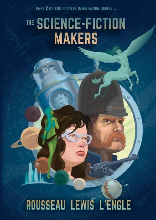 The Science-Fiction Makers DVD