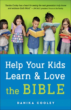 Help Your Kids Learn and Love the Bible (Paperback)