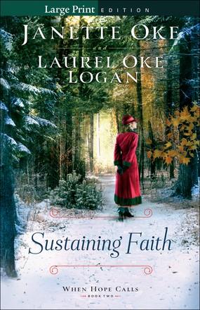 Sustaining Faith, Large Print (Paperback)