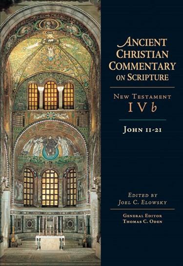 John 11-21 (Hard Cover)