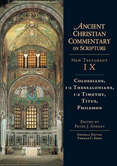 Colossians, 1-2 Thessalonians, 1-2 Timothy, Titus, Philemon (Hard Cover)