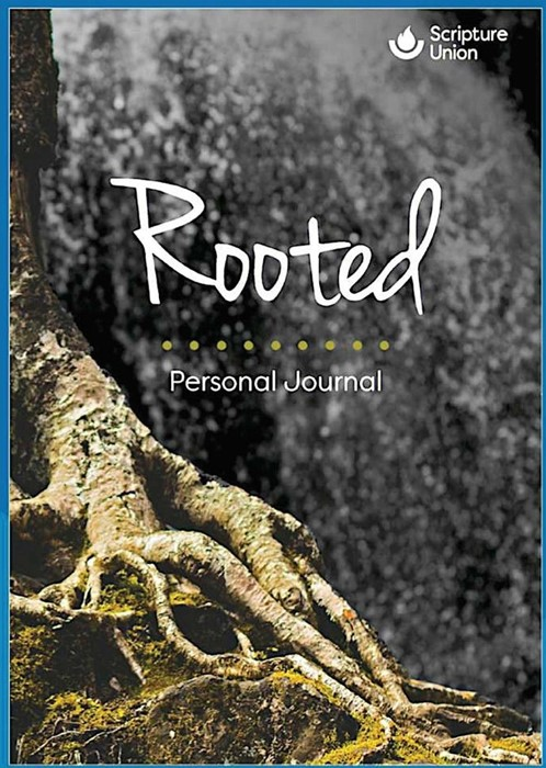 Rooted Personal Journal (pack of 10) (Paperback)