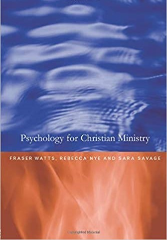 Psychology for Christian Ministry (Paperback)