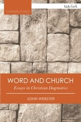 Word and Church (Paperback)