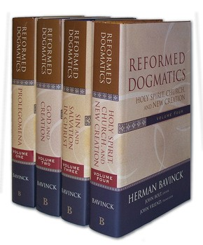 Reformed Dogmatics, 4 Volumes (Hard Cover)