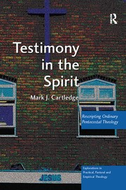 Testimony in the Spirit (Paperback)