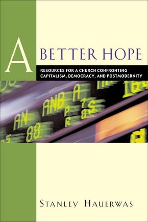 Better Hope, A (Paperback)