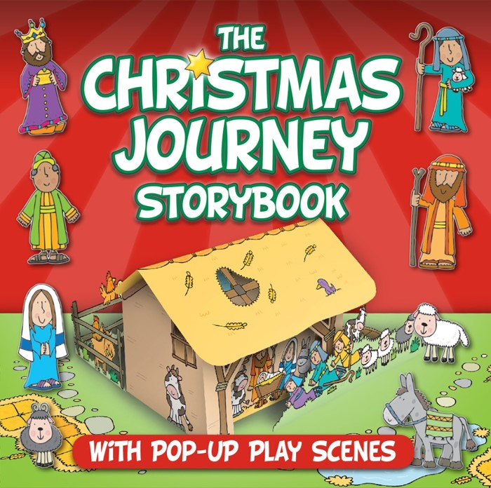 Christmas Journey Storybook (Board Book)