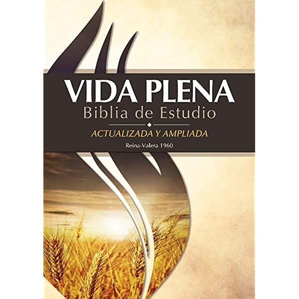 Vida Plena Biblia de Estudio (Hard Cover)