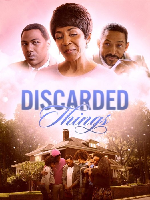Discarded Things DVD (DVD)