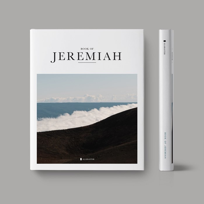 Book of Jeremiah (Hardcover) (Hard Cover)