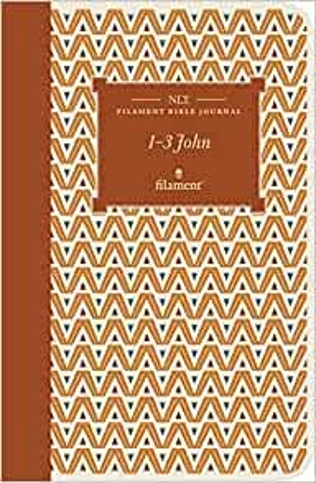 NLT Filament Bible Journal: 1--3 John (Softcover) (Paperback)