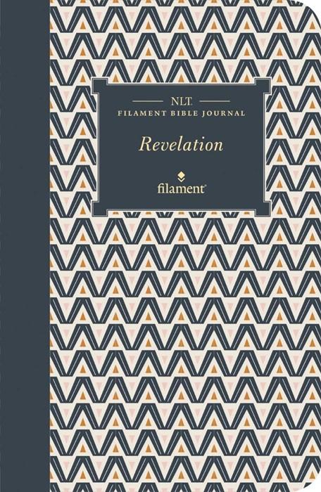 NLT Filament Bible Journal: Revelation (Softcover) (Paperback)