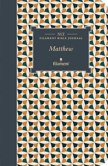 NLT Filament Bible Journal: Matthew (Softcover) (Paperback)