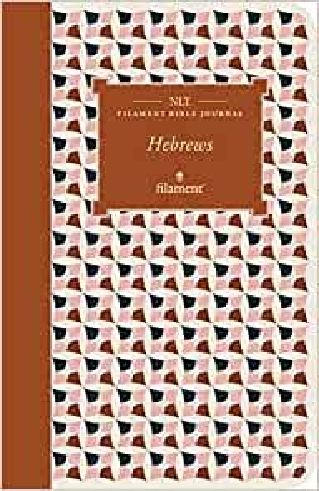 NLT Filament Bible Journal: Hebrews (Softcover) (Paperback)