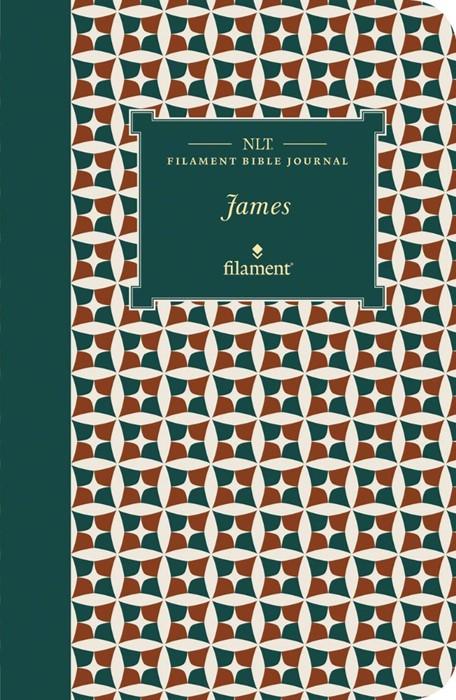 NLT Filament Bible Journal: James (Softcover) (Paperback)