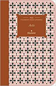 NLT Filament Bible Journal: Acts (Softcover) (Paperback)