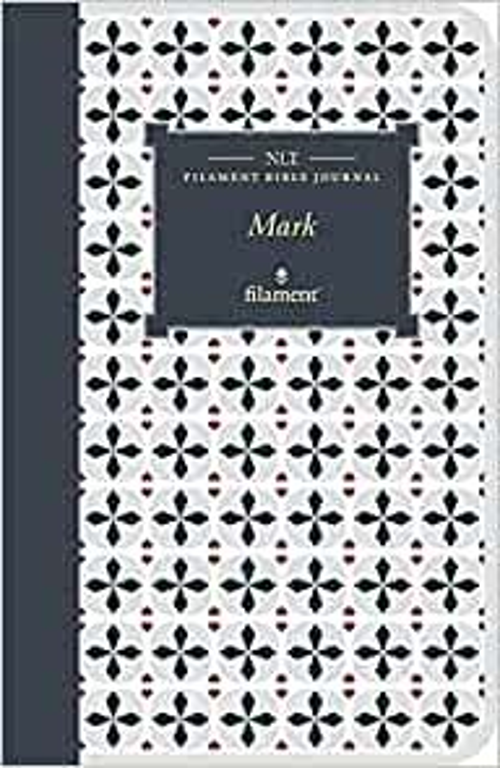 NLT Filament Bible Journal: Mark (Softcover) (Paperback)