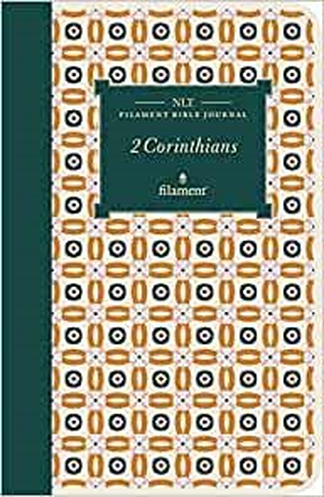 NLT Filament Bible Journal: 2 Corinthians (Softcover) (Paperback)
