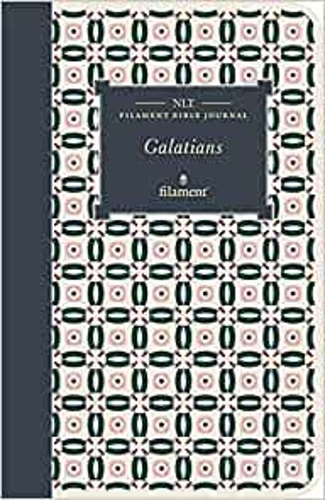 NLT Filament Bible Journal: Galatians (Softcover) (Paperback)