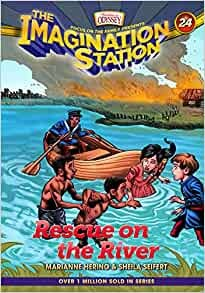 Rescue on the River (Paperback)