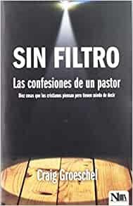 Sin Filtro (Paperback)