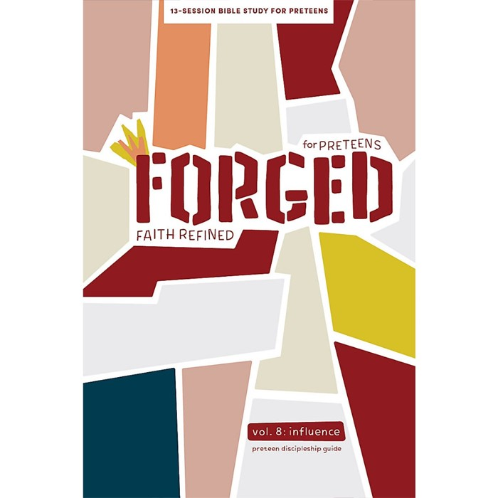 Forged: Faith Refined, Volume 8 Preteen Discipleship Guide (Paperback)