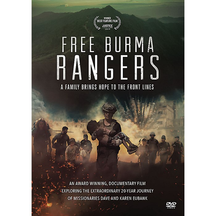 Free Burma Rangers DVD (DVD)