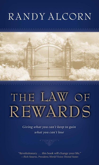 The Law Of Rewards (Hard Cover)