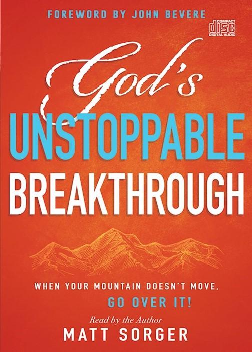 God's Unstoppable Breakthrough (CD-Audio)