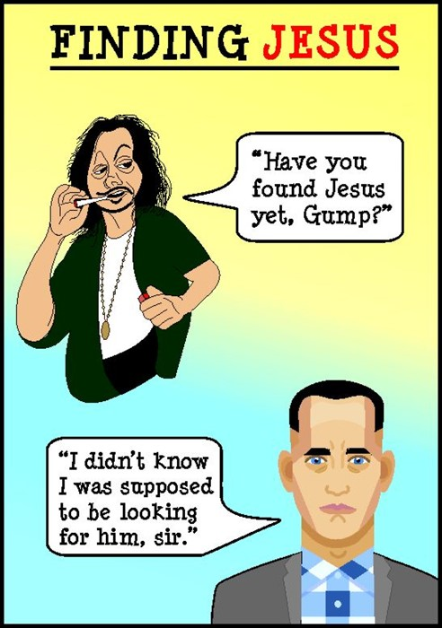 Tracts: Finding Jesus 50-Pack (Tracts)