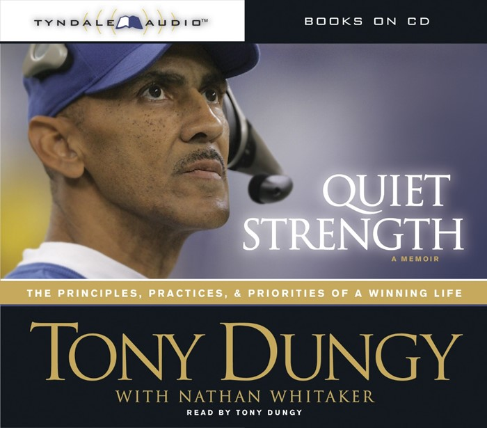 Quiet Strength (CD-Audio)