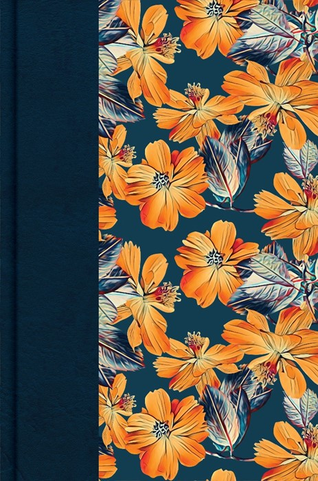 CSB Every Day with Jesus Daily Bible, Floral Hardcover (Hard Cover)