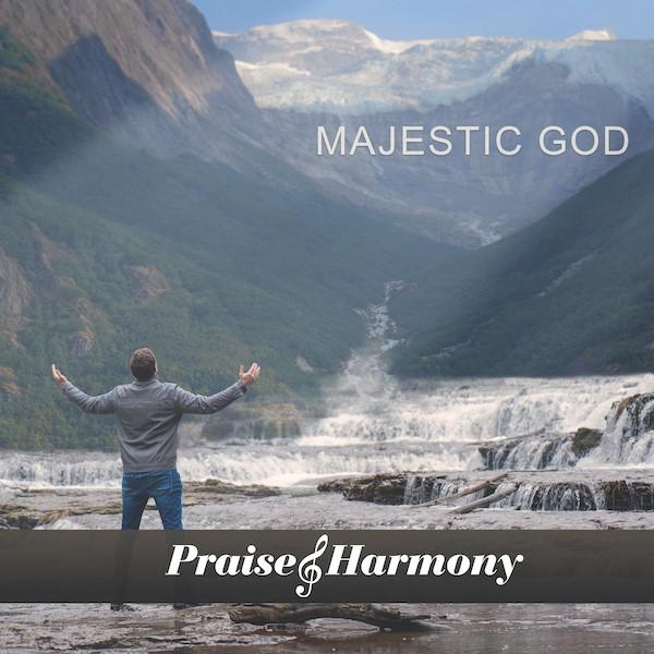 Majestic God 2CD (CD-Audio)