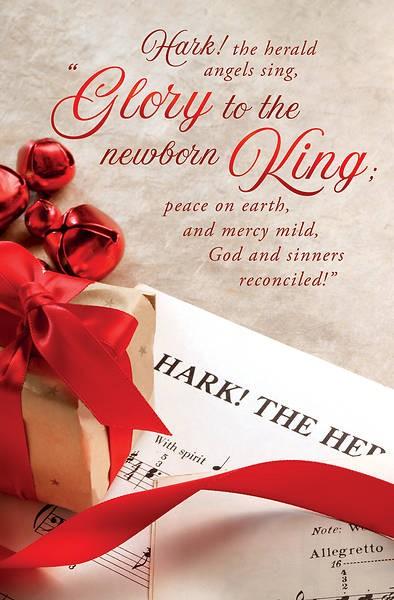Hark! Advent Bulletin (pack of 100) (Bulletin)